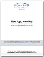 New Age New Pay - Millennials and Sales Compensation - Distribution